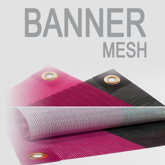 banner mesh