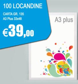 locandine A3plus1